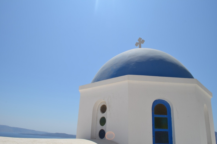 Santorini: The new heaven on earth