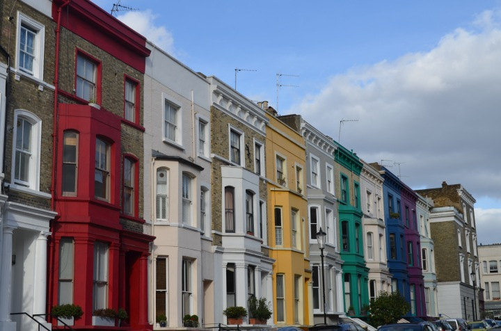Nothing better than Notting hill