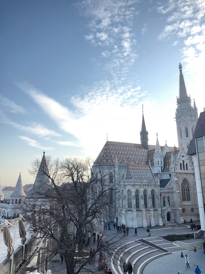 🇭🇺🎄❤️Beautiful Budapest